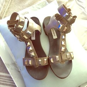 Steve Madden gladiator sandals 🌟